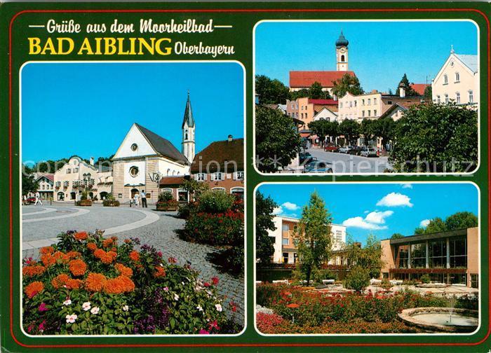 AK / Ansichtskarte Bad Aibling Moorheilbad  Kat. Bad Aibling