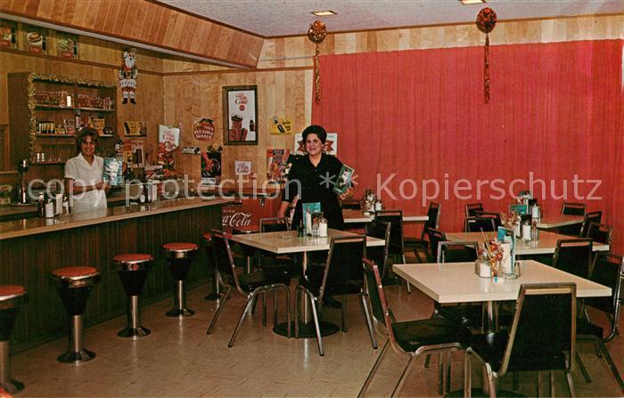 AK / Ansichtskarte Mattawa Ontario Welks Restaurant Kat. Mattawa