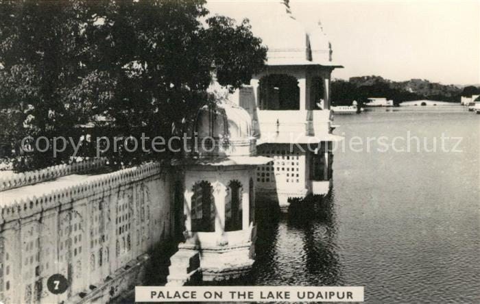 Udaipur Rajasthan Palace Kat. Udaipur