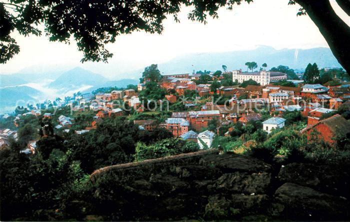Tansen City Panorama