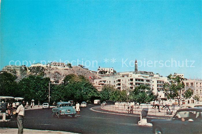 Aden Steamer Point Kat. Jemen