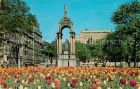 Montreal Quebec Boer War Monument Tulpen Dominian Square  Kat. Montreal