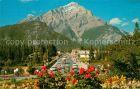 Canadian Rockies Banff Avenue Kat. Kanada