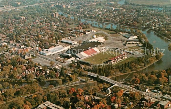 Ottawa Ontario Fliegeraufnahme Kat. Ottawa