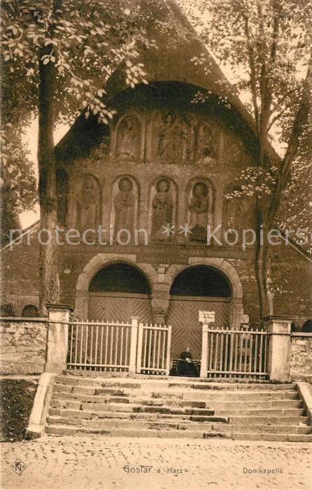 Goslar Domkapelle Kat. Goslar