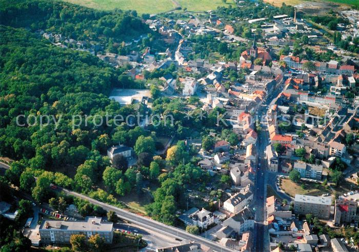 AK / Ansichtskarte Bad Freienwalde Fliegeraufnahme Kat. Bad Freienwalde