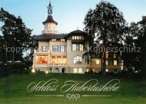 AK / Ansichtskarte Storkow Mark Hotel Schloss Hubertushoehe  Kat. Storkow Mark