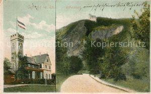 AK / Ansichtskarte Coblenz Koblenz Rittersturz Kat. Koblenz Rhein