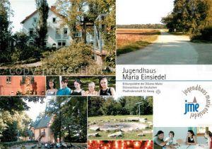 AK / Ansichtskarte Gernsheim Jugendhaus Maria Einsiedel Kat. Gernsheim