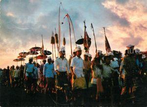 AK / Ansichtskarte Indonesien Festumzug Kat. Indonesien
