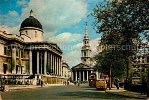 AK / Ansichtskarte London St Martin National Gallery Kat. City of London