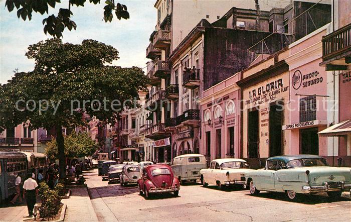 AK / Ansichtskarte San Juan Puerto Rico San Francisco Street Kat. San Juan