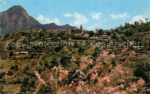 AK / Ansichtskarte Morne Vert Un beau village dans la montagne