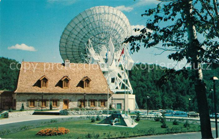 AK / Ansichtskarte Quebec Weir Station des Laurentides  Kat. Quebec