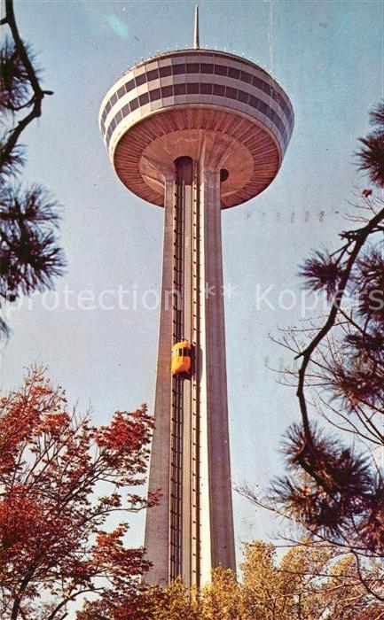 AK / Ansichtskarte Niagara Falls Ontario International Centre Skylon Kat. Niagara Falls Canada