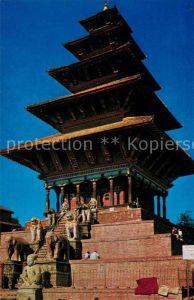 AK / Ansichtskarte Bhaktapur Nyatapola Temple