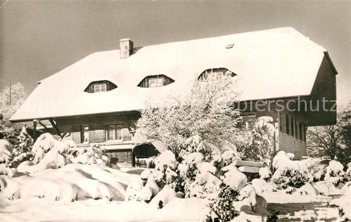 AK / Ansichtskarte Goeppingen Wasserberghaus des Schwaeb Albvereins Kat. Goeppingen