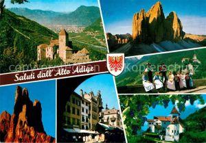 AK / Ansichtskarte Bolzano Castel Roncolo Kat. Bolzano