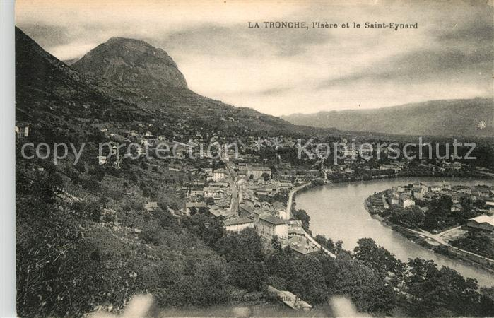 AK / Ansichtskarte La Tronche Isere et le Saint Eynard Kat. La Tronche