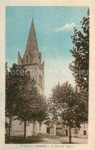 AK / Ansichtskarte Virieu La Place de l Eglise Kat. Virieu