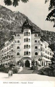 AK / Ansichtskarte Baile Herculane Hotelul Cerna Kat. Rumaenien