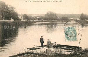 AK / Ansichtskarte Bry sur Marne Les Bords de la Marne Kat. Bry sur Marne