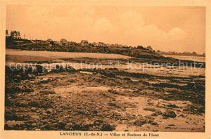 AK / Ansichtskarte Lancieux Villas et Rochers de l Islet Kat. Lancieux