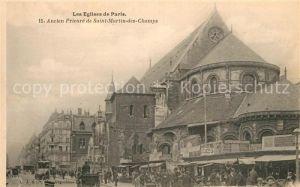 AK / Ansichtskarte Paris Ancien Prieure de Saint Martin des Champs Kat. Paris