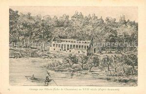 AK / Ansichtskarte Charenton le Pont Grange auy Piliers Kat. Charenton le Pont
