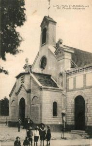 AK / Ansichtskarte Saint Maur des Fosses Chapelle  Kat. Saint Maur des Fosses