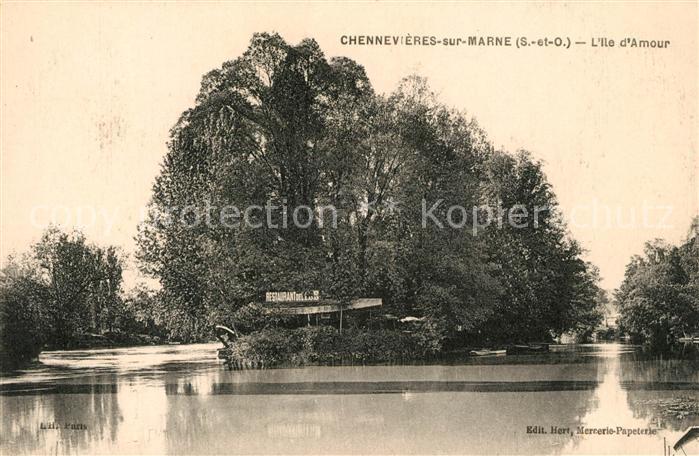AK / Ansichtskarte Chennevieres sur Marne  Kat. Chennevieres sur Marne