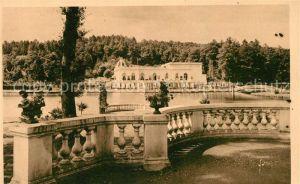 AK / Ansichtskarte Bagnoles de l Orne Les bords du lac et le Casino Kat. Bagnoles de l Orne