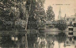 AK / Ansichtskarte Bonneval d Eure et Loir Loir Kat. Bonneval