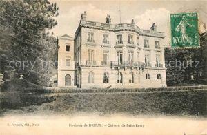 AK / Ansichtskarte Dreux Chateau de Saint Remy Kat. Dreux
