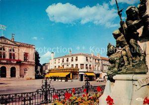 AK / Ansichtskarte Saint Dizier Haute Marne Place Aristide Briand Kat. Saint Dizier