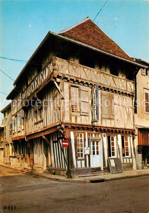 AK / Ansichtskarte Saint Dizier Haute Marne Vieille Maison Kat. Saint Dizier
