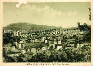 AK / Ansichtskarte Satriano di Lucania