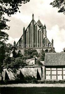 AK / Ansichtskarte Greifswald St. Marien