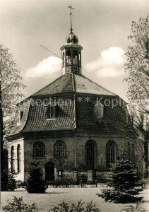 AK / Ansichtskarte Niendorf Hamburg Evangelische Barockkirche Kat. Hamburg