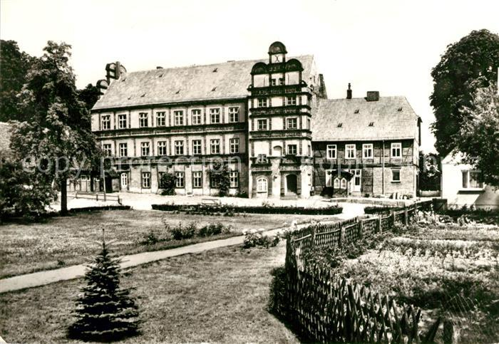 AK / Ansichtskarte Gadebusch Schloss  Kat. Gadebusch