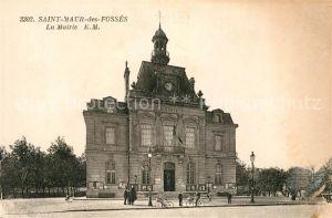 AK / Ansichtskarte Saint Maur des Fosses La Mairie Kat. Saint Maur des Fosses