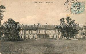 AK / Ansichtskarte Broglie Le Chateau Kat. Broglie