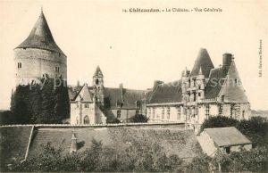 AK / Ansichtskarte Chateaudun Le Chateau Kat. Chateaudun