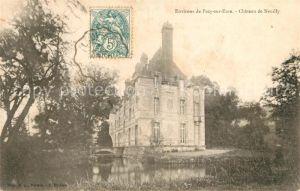 AK / Ansichtskarte Pacy sur Eure Chateau de Neuilly Kat. Pacy sur Eure