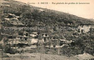 AK / Ansichtskarte Brive Correze Vue generale des grottes de Lamouroux Kat. Correze