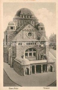 AK / Ansichtskarte Essen Ruhr Synagoge Kat. Essen