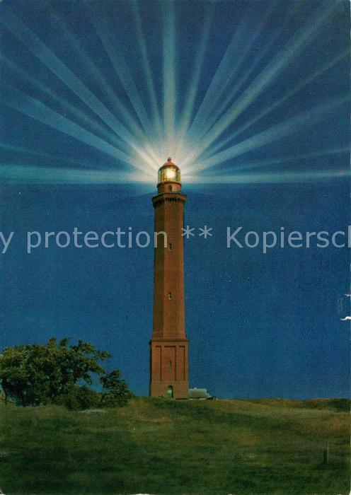 AK / Ansichtskarte Leuchtturm Lighthouse Norderney  Kat. Gebaeude
