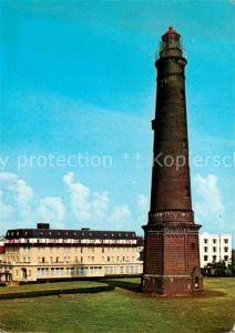 AK / Ansichtskarte Leuchtturm Lighthouse Borkum Kat. Gebaeude