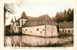 AK / Ansichtskarte Saint Aubin Chateau Neuf Chateau de Fourolles Kat. Saint Aubin Chateau Neuf