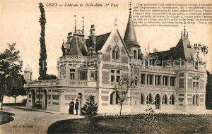AK / Ansichtskarte Cezy Chateau de Belle Rive Kat. Cezy